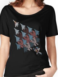 Transformation Tessellation Women's Relaxed Fit T-Shirt