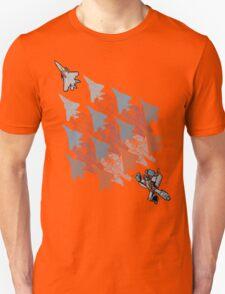 Transformation Tessellation Unisex T-Shirt