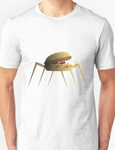 Burger Monster Unisex T-Shirt