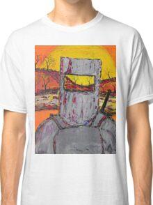 """Ned Kelly""   Australia Classic T-Shirt"