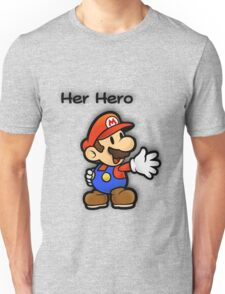 Mushroom Kingdom Couple: Mario Shirt Unisex T-Shirt