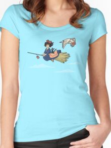 Magical Deliveries Women's Fitted Scoop T-Shirt