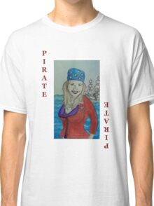 Pirate wench Classic T-Shirt
