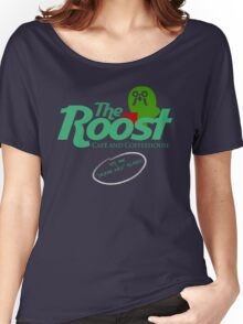 The Roost Store Logo Women's Relaxed Fit T-Shirt