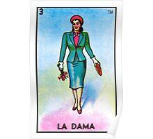 La Dama Poster