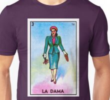 La Dama Unisex T-Shirt