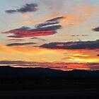 Kalispell Sunset by Sarah N. Hood