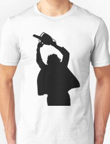 Chainsaw massacre silhouette T-Shirt