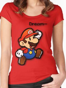 An Italian Bromance Women's Fitted Scoop T-Shirt
