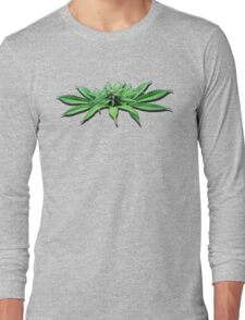 Top High Centre Long Sleeve T-Shirt