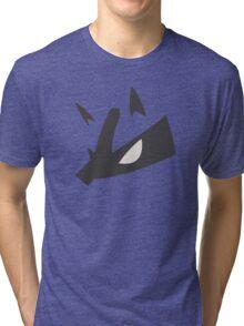 Lucario Simplicity Tri-blend T-Shirt
