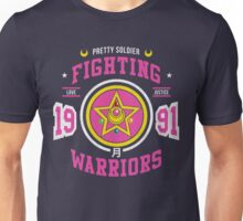 Fighting Warrior Unisex T-Shirt