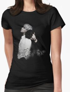 Leo / Ravi   Beautiful Liar Womens Fitted T-Shirt