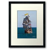 Duyfken Framed Print
