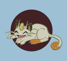 snooze time meowth by imbolc-athame
