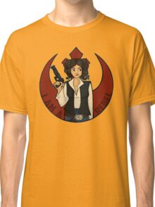 Rebel Girl Classic T-Shirt