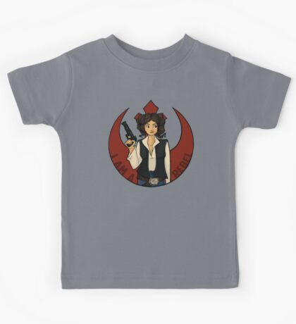 Rebel Girl Kids Tee