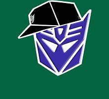 Decepticon G1 OG Transformer W/ Border Unisex T-Shirt
