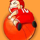 Slam Dunk Baby by chibicuty