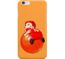 Slam Dunk Baby iPhone Case/Skin