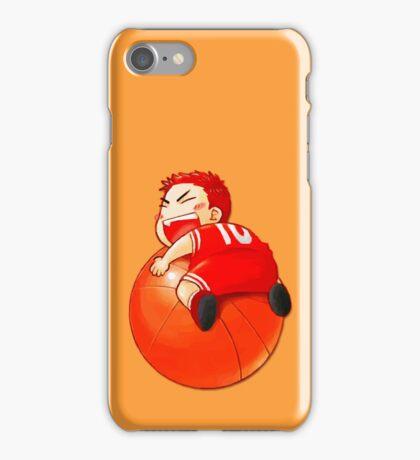 Slam Dunk Baby iPhone Case/Skin