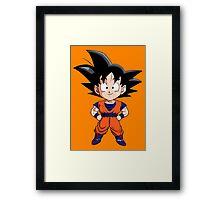Son Kido Framed Print