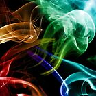 Colourful Smoke by Taylor Miller