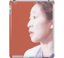 Yang Cristina iPad Case/Skin