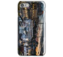 Sunset at the Inner Harbour iPhone Case/Skin