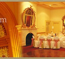 Wedding Reception Venues by conallbrendon
