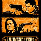 The Winchesters by zerobriant