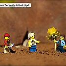 Unhappy Ted by Bean Strangeways