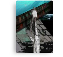 The Night Warden Canvas Print