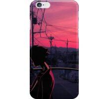 champloo in tokyo  iPhone Case/Skin