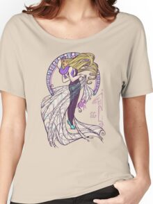 Spider Nouveau Women's Relaxed Fit T-Shirt