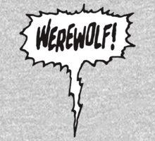 Werewolf! by wu-wei