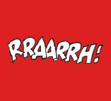 RRAARRH! One Piece - Short Sleeve