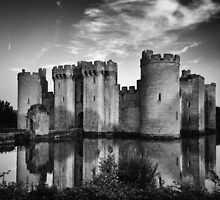 Castle Reflections by Matthew Wall