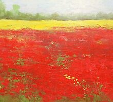 Poppies by Carole Russell