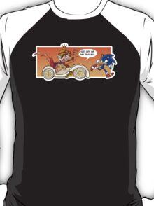 King Candy VS Sonic the Hedgehog! T-Shirt