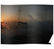 Antarctic Sunrise Poster