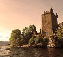 Urquhart Castle by Paul Madden