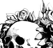 Hamlet Skull Sticker