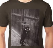 Alex and Jo - Forever together Unisex T-Shirt