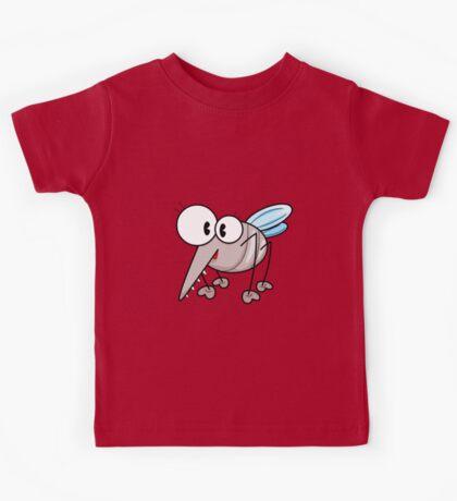 Cartoon mosquito Kids Tee