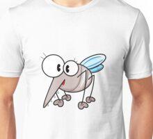Cartoon mosquito Unisex T-Shirt