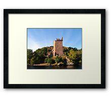 Urquhart Castle Loch Ness Scotland Framed Print