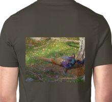 The Colourful Pheasant Unisex T-Shirt