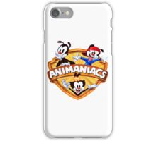 animaniacs logo iPhone Case/Skin