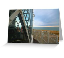 What Do Lighthouse Keepers Read Greeting Card